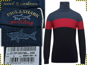 Paul And Shark Pull With Cashmere Man Size L 290andeuro Here For Much Less Pa48 D-1