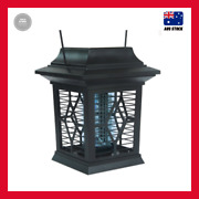 Stinger Magic Touch Solar Mosquito Zapper With Light, Auto On/off Light Sensor