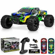 110 Scale Brushless Rc Cars 65 Km/h Speed - Boys Remote Control Car 4x4 Off R...