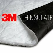 3m Thinsulate Sm600l Thermal Acoustic Insulation Sprinter Transit Van Conversion