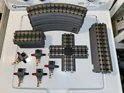 Mth O Scale Track Lot Of 18 With Lock Ons