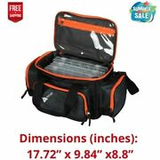Ozark Trail 360 Fishing Tackle Bag With Tackle Boxes, Product Weight 2.9lbs