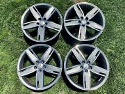 Audi A3 2018 Wheels 19 Set Of 4. Used. Good Condition.