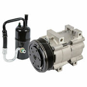 For Ford Escape And Mazda Tribute 2001-2004 Oem Ac Compressor W/ A/c Drier Tcp