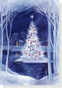 Christmas Island Holiday Boxed Cards By Peter Pauper Staff Brand New