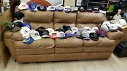 49 Made In Usa Vintage Snapback Hats Nascar Racing Contractor Westpoint