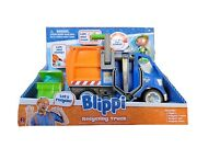 Blippi Talking Recycling Truck Vehicle New Release Gift Figure