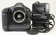Canon Eos-1 D Mark Iv + Battery And Charger, 56,360 Clicks - Must Read 8145