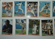 Vintage 1994 Tops Mlb Los Angeles Dodgers 19 Baseball Cards Excellent Conditions