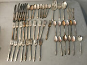 Rogers Bros 1847 First Love Silverware 50 Pieces