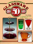 Pricing Book Glassware Collectibles The 40s 50s 60s Gene Florence 1996...