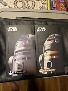 R2 Q5 And R2 D2 Sphero Brand New