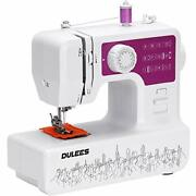 Mini Sewing Machine For Beginners And Kids Portable Household Small Electric
