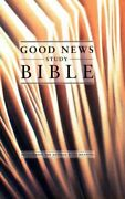 Good News Study Bible By Aspin Wall - Hardcover Excellent Condition