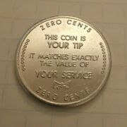 Give Nothing Get Nothing Token Zero Cents This Coin Is Your Tip