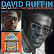 David Ruffin - David Ruffin/me 'n Rock 'n Roll Are Here To Stay - Cd - New