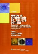 Manual De Oftalmologia Del Wills Eye Institute By Ehlers Justis P. Md And Shah Md