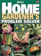 Ortho's Home Gardener's Problem Solver By Ortho Books Brand New