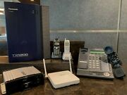 Used Panasonic Office Telephone System, Complete With 42 Office Phones And More