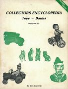 1000+ Tin And Cast Iron Still Mechanical Banks Toys / Expanded Ed. Book + Values