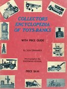 1000+ Tin And Cast Iron Still Mechanical Banks Toys / Illustrated Book + Values