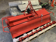 74 Rotary Tiller With Built-in Manual Side-shift