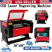 28andtimes20 Efr 80w Co2 Laser Engraving Engraver And Cutter Machine Fda Us Fast Ship