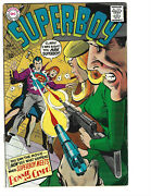 Superboy 149 7/68 Fn- 5.5 Great Silver Age