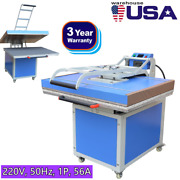 31x39in Large Format Clamshell Textile Thermo Transfer Heat Press Machine Usa