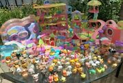 Huge Lot Littlest Pet Shop Pets Rare Dogs Cats Others Play Sets Accessories