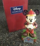 Jim Shore Disney Traditions Mickey Mouse Greetings From China 4046050 Retired