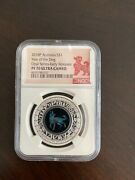 2018 Australia 1 Year Of The Dog Opal Series Early Releases Pf70 Ultra Cameo