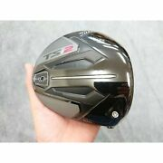Secondhand Tight List Tsi2 10 Driver Head Only Single Item Japanese