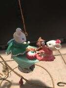 Trim A Home/not Enesco Christmas Ornamentbest Friend Mice Have Sweets Party New