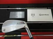 Taylormade Iron Set Taylor Made P7 Tw Stiff Dynamic Gold Tour Issue 8 Pieces