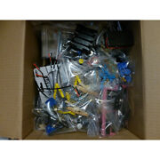 Job Lot Electronic Component Project Box Tool Solder Wire Ic Resistor