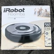 Irobot Roomba 560 With Docking Station, 2 Towers And Extra Accessories