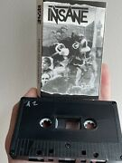 Insane Things Are Looking Up Demo Power Metal Cassette Tape 1993 England Rare