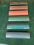 Ford 1956 Radio Delete Plate Mainline Customline Fairlane Your Choice Of Color