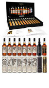 Various Distilleries - Game Of Thrones All 9 Bottles And Complete Tasting Set C...