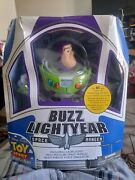 Toy Story Collection Buzz Light Year Thinkway New Sealed