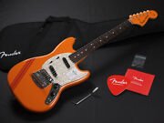Fender Traditional 60s Mustang Rw Fb Competition Orange Ships Safely From Japan