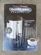 Proctor Silex Commercial Coffee Urn 45060r 60 Cup