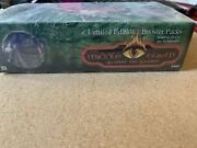 Middle Earth Ccg Against The Shadows Factory Sealed Booster Box Meas Meccg