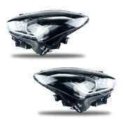 Led Projector Head-lights Turn Signal Front Lamps For Suzuki Swift 2019-2021