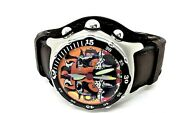 Corum Bubble Dive Bomber Flying Tiger Limited Watch 285.180.20/f732 Chronograph