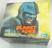 Box Marugoto Planet Of The Apes Insert Card