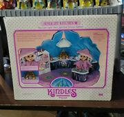 Vintage Ideal Doll Kindles Playset Sunlight Kitchen Misb New Old Stock