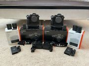 Sony Alpha A9 Mirrorless Digital Camera Kit 9,873 And 10,037 Shutter Counts