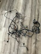 1966 1965 Ford Galaxie Dash Wire Harness W/ Fuse Box Oem Plugs Interior Cluster